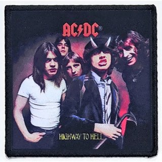 AC/DC Highway To Hell Album Cover, パッチ