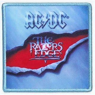 AC/DC The Razors Edge Album Cover, パッチ