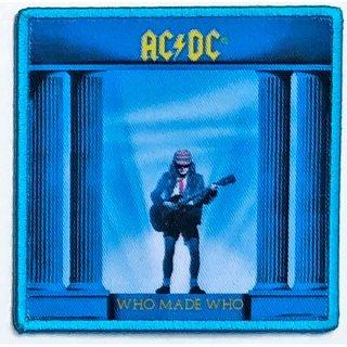 AC/DC Who Made Who Album Cover, パッチ