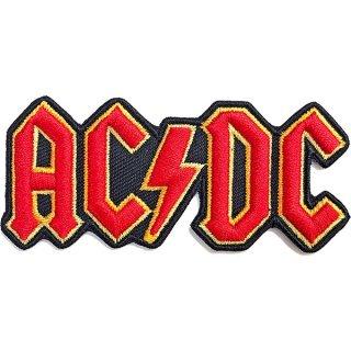 AC/DC Cut-Out 3D Logo, パッチ