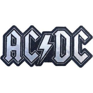 AC/DC Cut-Out Foil Logo, パッチ