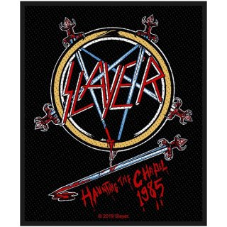 SLAYER Haunting The Chapel, パッチ