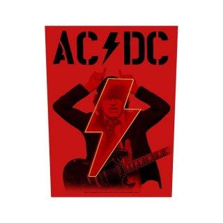 AC/DC Pwr-Up, バックパッチ