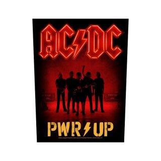 AC/DC Pwr-Up 2, バックパッチ