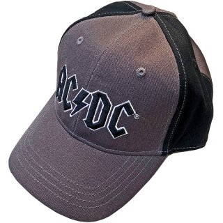 AC/DC Black Logo, キャップ