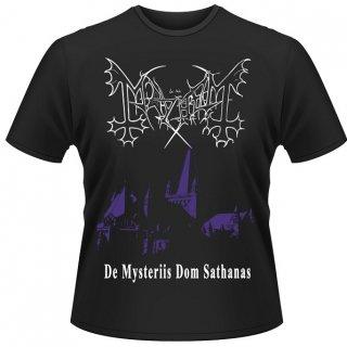 MAYHEM De Mysteriis Dom Sathanas, Tシャツ