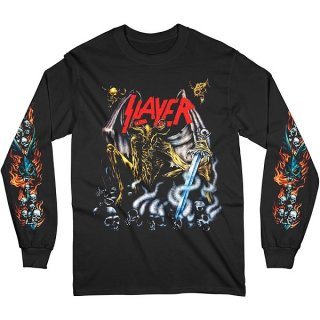 SLAYER Airbrush Demon, ロングTシャツ