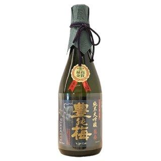 純米大吟醸 龍奏 720ml 豊能梅(高木酒造)箱入り