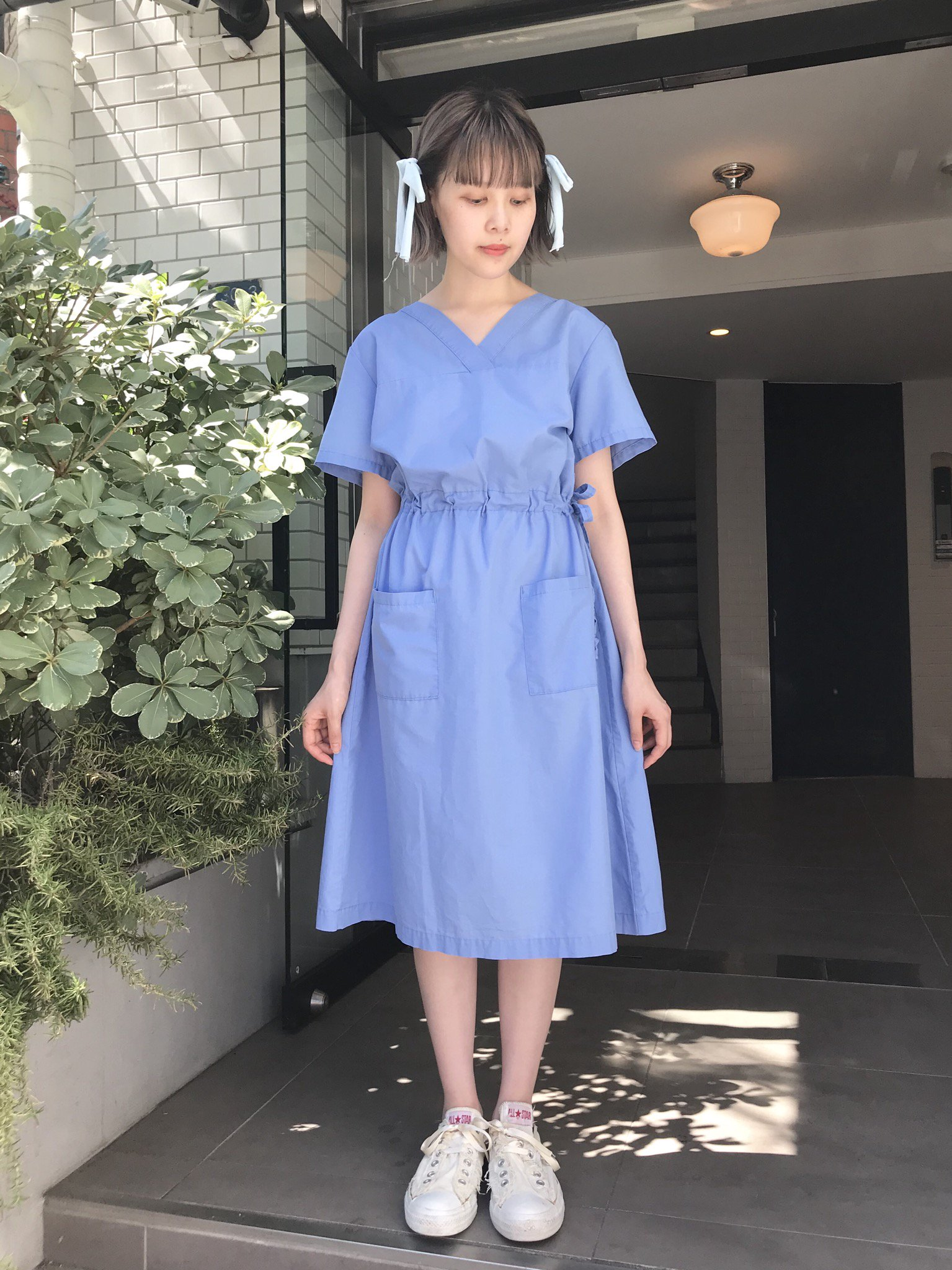 【SALE】medical one-piece
