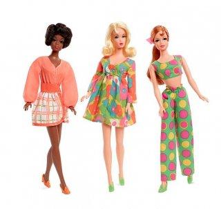 Barbie Mod Friends Gift Set