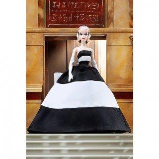 バービー ファッション・モデル・コレクション  ブラック&ホワイト フォエバー