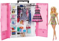 バービーとピンクなクローゼット ドール&ファッションセット