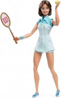 Billie Jean King Collectible Doll