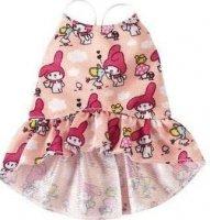 Barbie Hello Kitty My Melody Peach Top Fashion