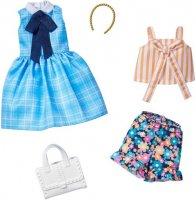 Barbie Fashions「Blue Plaid Dress」