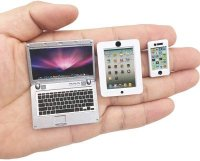 Mini Laptop Tablet and Smart Phone