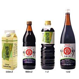 純正醤油(淡口) 1.8L
