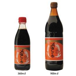 減塩醤油 360ml