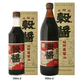 穀醤(こくびしお) 900ml