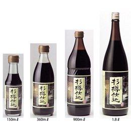 杉樽仕込醤油 360ml