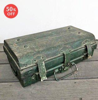 ビンテージ アイアン トランク(S)(UBX-053)