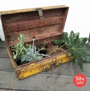アイアン トランク ビンテージ (M) (UBX-054)