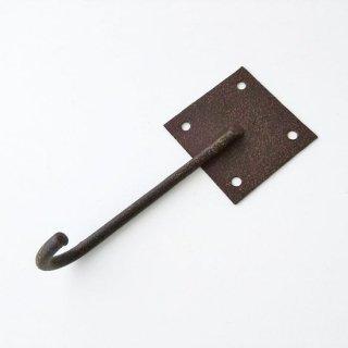 アイアンウォールフック 錆加工 W60xH152mm ( PRT-155)