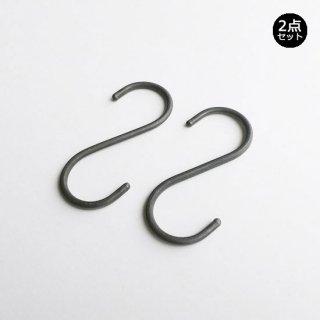 【再入荷】Sカン シングル - S : アイアン / 鉄 (2本組)(PRT-022) 《メール便選択可》