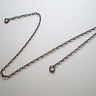 チェーン B-1000mm : ブラス / 真鍮 / 鎖 《メール便選択可》
