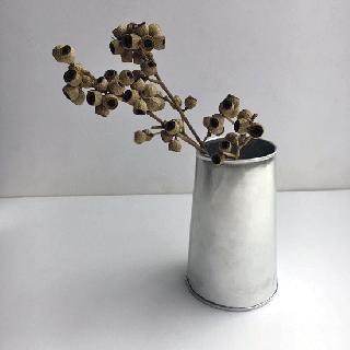 フラワーベース 花器 M / アルミ雑貨