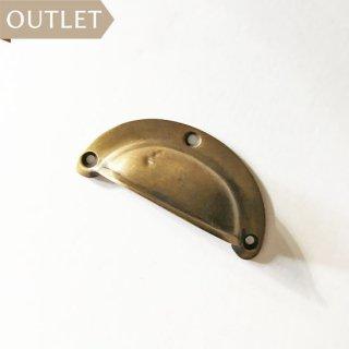 ハンドル 取手 真鍮 72mm幅 (JB-012) 《メール便選択可》