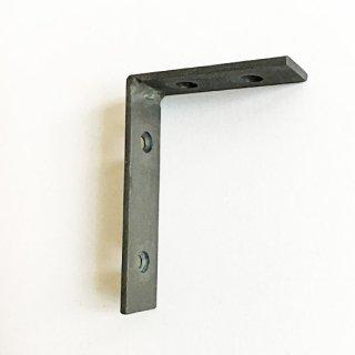 アイアン 棚受け 金具 /L字 ブラケット (L) 60x85mm 《メール便選択可》