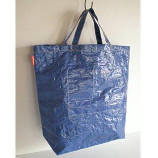 トートバッグ エコバッグ 耐水 (M) / 内ポケット付 2色 (IFB-302)《メール便選択可》