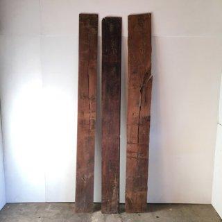 古材 チーク 壁板 装飾用-C 2000mm程度 (WD-103)