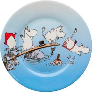 【ムーミン/Ratt Start】メラミンプレート