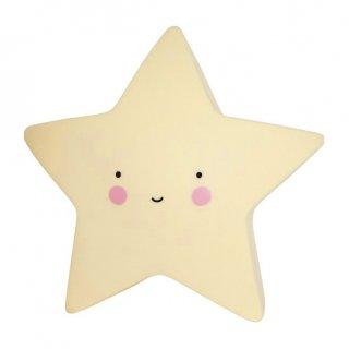 【A LITTLE LOVELY COMPANY】リトルラブリーカンパニー/星型LEDキッズライト