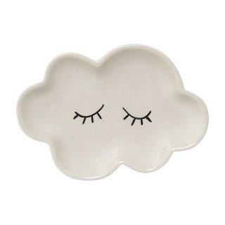 【Bloomingville】ブルーミングヴィル/雲形プレートsmall(陶器)