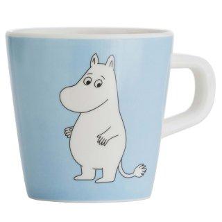 【ムーミン/Ratt Start】ムーミンマグカップ(ブルー)