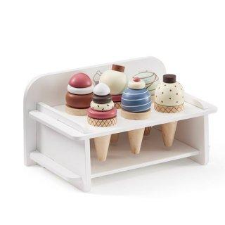 【Kids Concept】 キッズコンセプト/木製おままごとアイスクリームバー