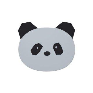 【LIEWOOD】リーウッド/シリコン製ランチョンマット/パンダ