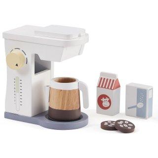 【Kids Concept】 キッズコンセプト/木製おままごとコーヒーメーカーセット