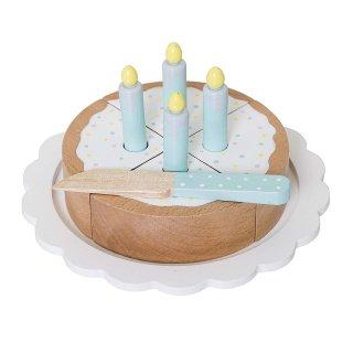 【Bloomingville】ブルーミングヴィル/木製バースデーケーキおままごとセット