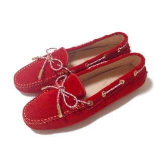 TODS│トッズ│ドライビングシューズ│size36│red