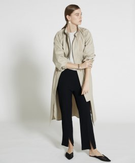 <img class='new_mark_img1' src='https://img.shop-pro.jp/img/new/icons20.gif' style='border:none;display:inline;margin:0px;padding:0px;width:auto;' />BLOCK INRAY FRONT SLIT PANTS