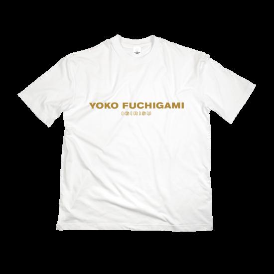 YOKO FUCHIGAMI 公式ファッショナブルTシャツGD
