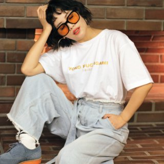 YOKO FUCHIGAMI 公式ファッショナブルTシャツGD<img class='new_mark_img2' src='https://img.shop-pro.jp/img/new/icons29.gif' style='border:none;display:inline;margin:0px;padding:0px;width:auto;' />