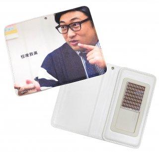 手帳型モバイルケース 安来我楽