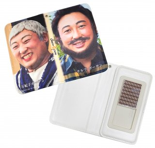 手帳型モバイルケース ラルフボーデン&万紀子