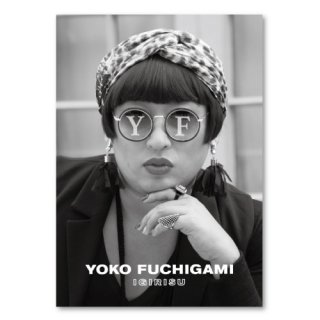 YOKO FUCHIGAMI アートパネル IGIRISU YF