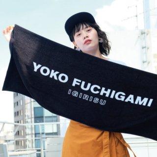 YOKO FUCHIGAMI スポーツタオル